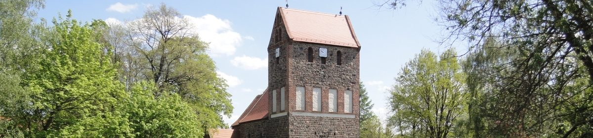 Dorfkirchen in Brandenburg